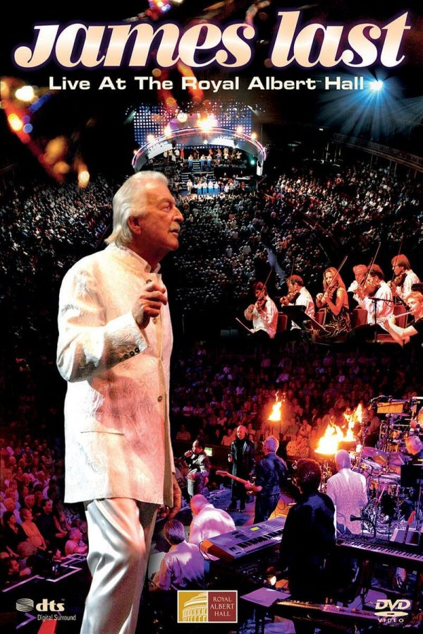 Live At The Royal Albert Hall (CD und DVD) (2008)